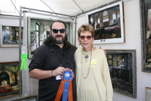 Betty mac award booth 228